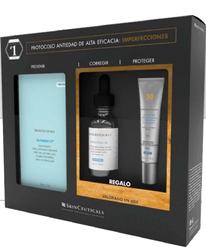 Skinceuticals cofre silymarin aox 2021 + REGALO 67€ EN PRODUCTOS SKINCEUTICALS