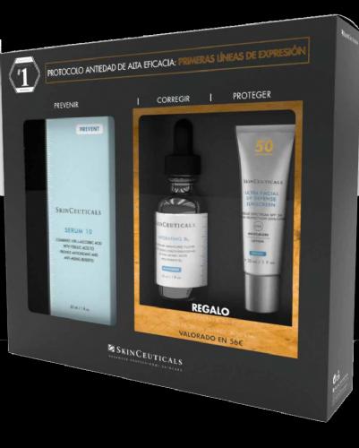 Skinceuticals cofre serum 10 aox 2021