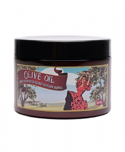 Mi rebotica crema corporal aceite de oliva