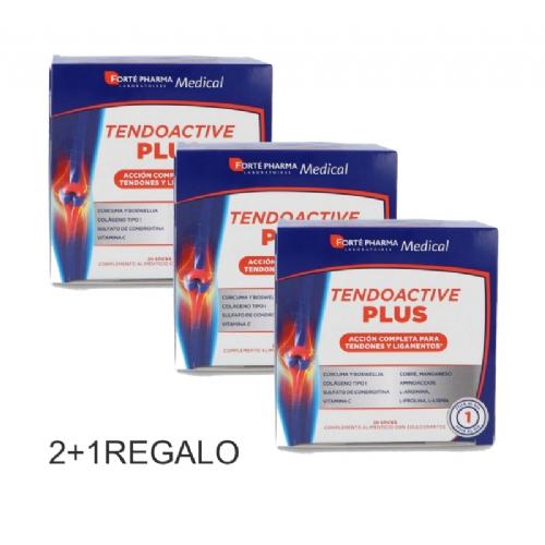 Tendoactive plus 2+1regalo
