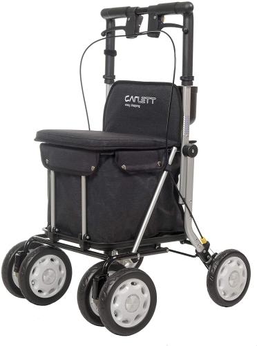 Caminador Carlett Lett 900 negro Andador