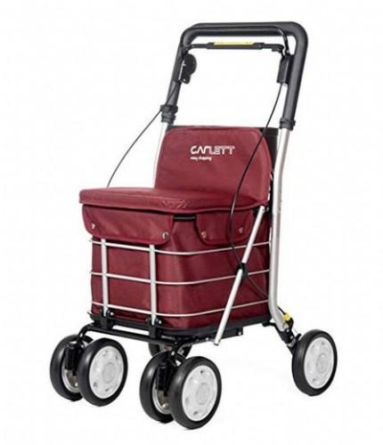 Carlett caminador new lett 800 red
