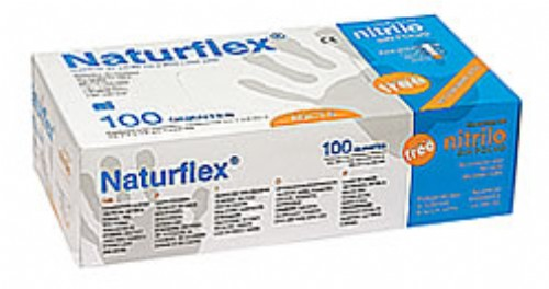 Guantes de latex - naturflex (talla pequeña)
