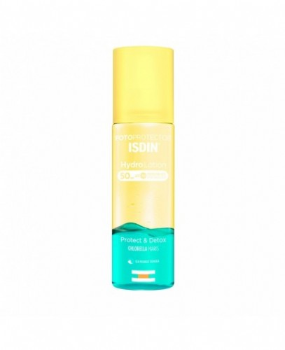 Fotoprotector isdin hydro lotion spf 50 (200 ml)