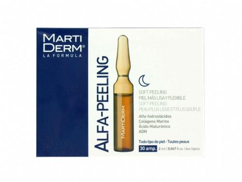 MARTIDERM ALFA PEELING AMPOLLAS (30 AMP)