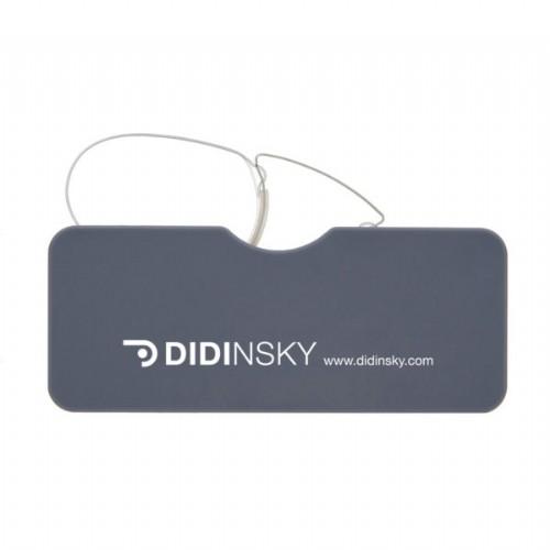 Gafas lectura nariz didinsky louvre ov grey +3