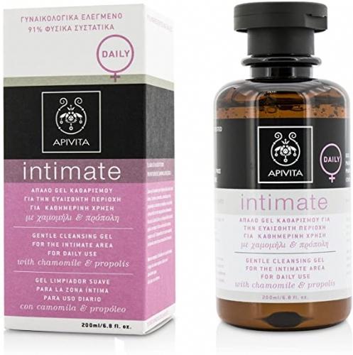Apivita intimate gel intimo uso diario 200ml