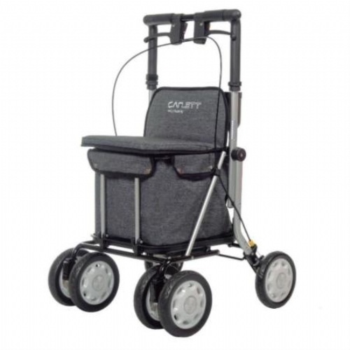 Caminador Carlett Lett 900 gris Andador