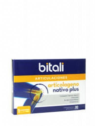 Articolageno nativo plus (30 comprimidos)