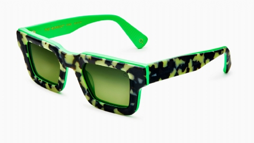 Gafas de sol etnia the kennedy havana green