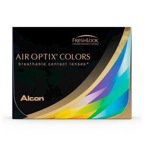 Lentillas alcon air optix colors true sapphire