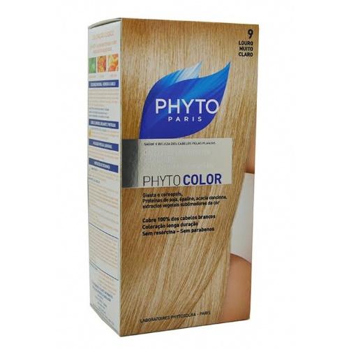 Phyto color 9 rubio muy claro