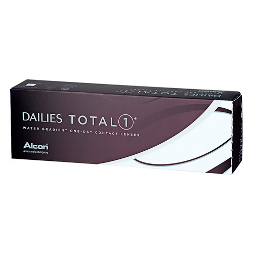Lentillas alcon dailies total 1 de 30 -4.00d