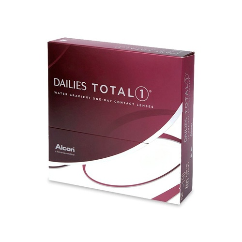 Lentillas alcon dailies total 1 de 90 -6.00d