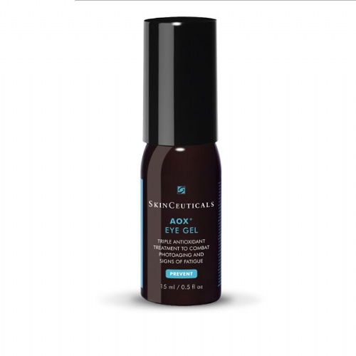 Skinceuticals aox eye gel tto antioxidante (15 ml)+ REGALO 12ML FERULIC CE