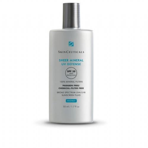 Skinceuticals mineral sheer uv defense spf 50 50 ml + REGALO 2 MUESTRAS
