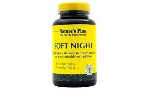 Nature´s plus soft night (90 comprimidos)