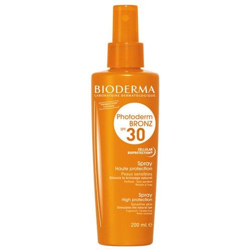 Photoderm bronz bruma spf 30 / uva 13 - bioderma (spray 200 ml)