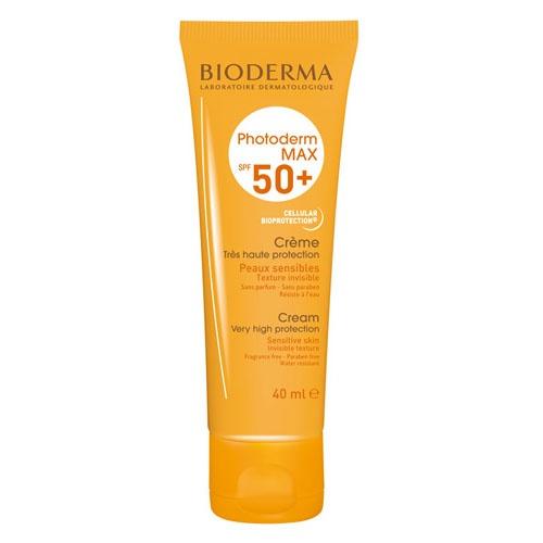 Photoderm max spf 50+ crema - bioderma (claro 40 ml)