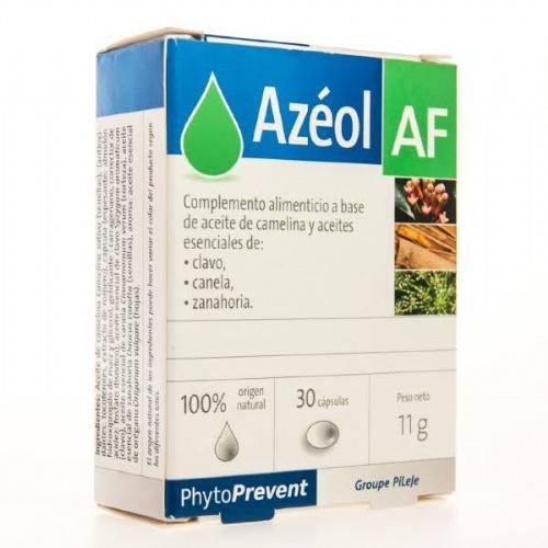 Azeol af (30 capsulas)