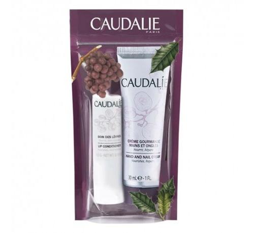 Caudalíe duo invierno hand cream+lip conditioner