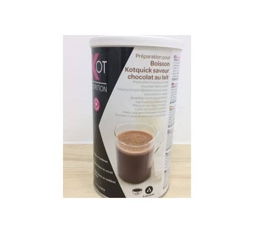 Kot bebida kotquick de chocolate con leche 400 g