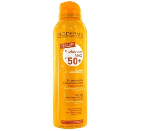 Photoderm max spf 50+ spray bruma solar - bioderma (150 ml)