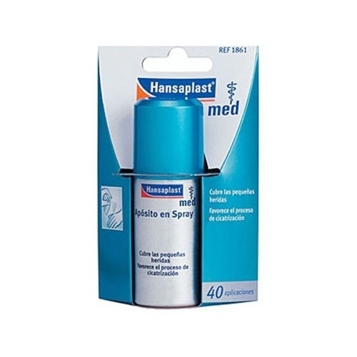 Hansaplast aposito en spray (50 aplicaciones)