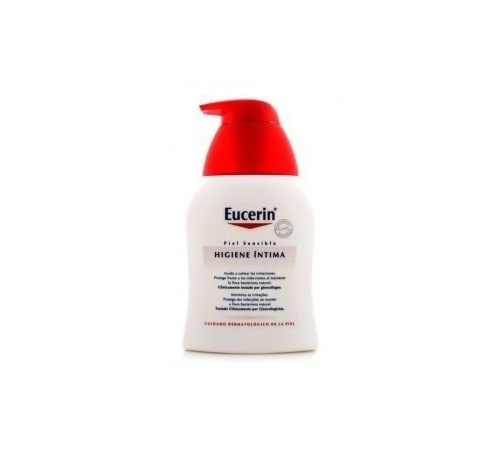 Eucerin piel sensible higiene intima (250 ml)