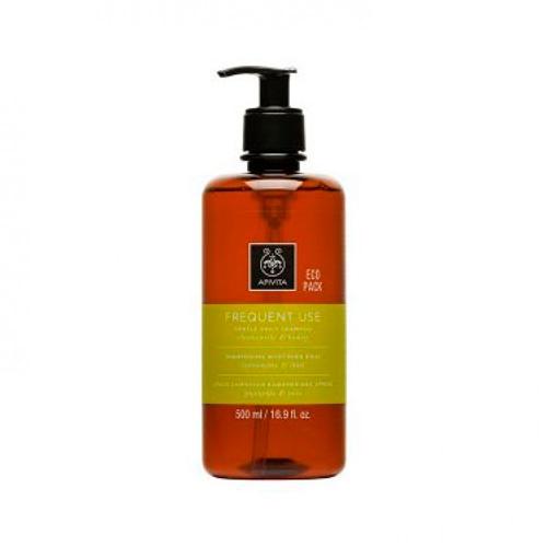Apivita gentle daily shampoo 500ml