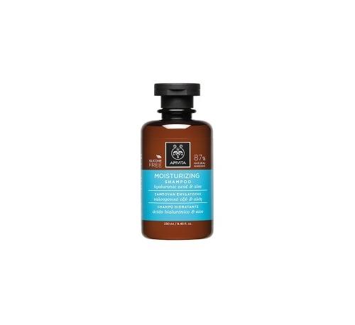 Apivita champu hidratante ac hialuronico 250ml