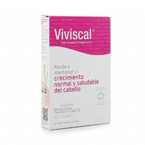 Viviscal maxima fortaleza (60 comprimidos)