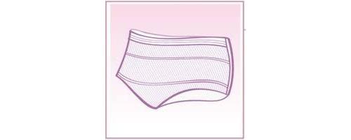 Braga desechable - chicco mammy (malla t-unica 4 u)