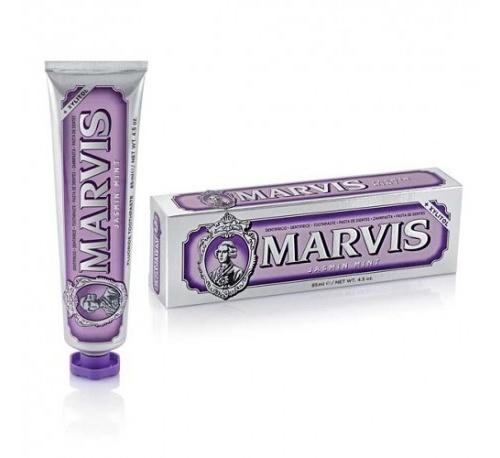 Marvis pasta de dientes jazmin mint 85ml