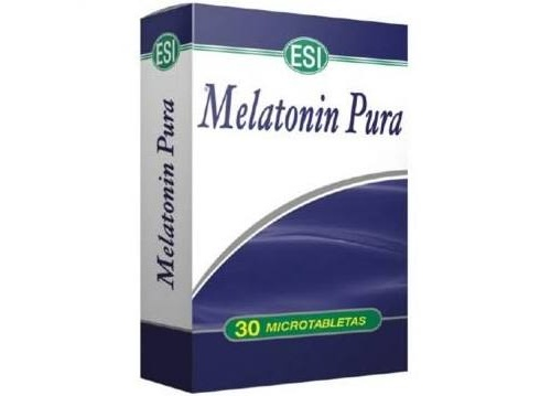 Melatonin pura (1 mg 30 microtabletas)