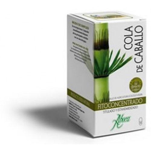 Cola de caballo fitoconcentrado aboca (500 mg 50 capsulas)