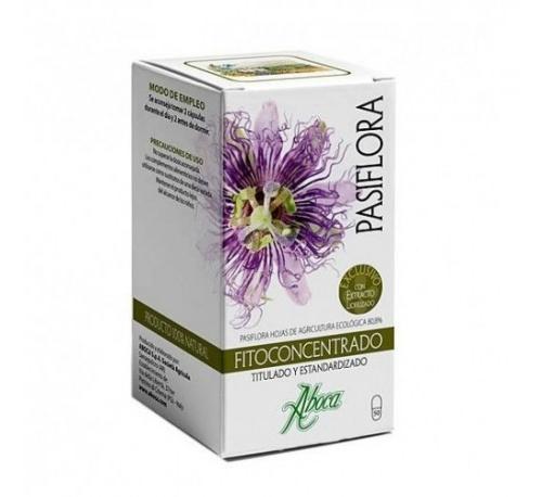 Pasiflora fitoconcentrado aboca (500 mg 50 capsulas)