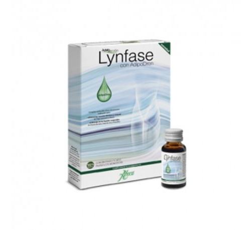 Lynfase concentrado fluido monodosis (12 frascos)