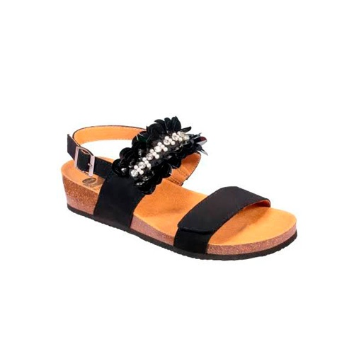 Sandalia scholl chantal sandal black t37