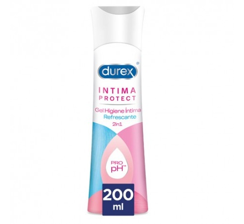 Durex intima gel refrescante 200ml