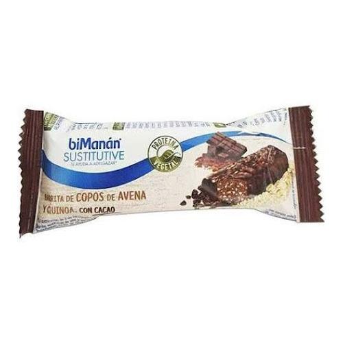 Bimanan barrita avena quinoa cacao