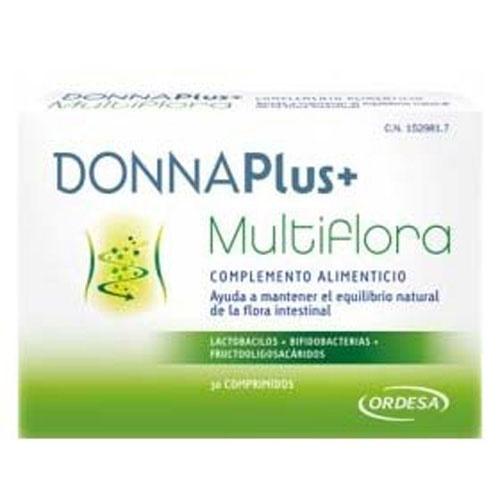 Donna plus multiflora- 11 (30 comprimidos)