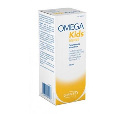 Omega kids (liquido 100 ml)