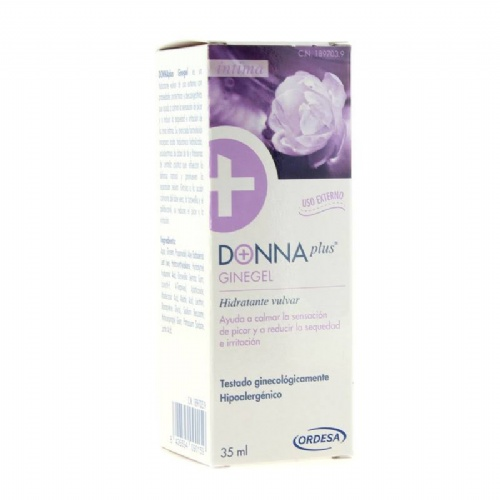 Donnaplus ginegel (35 ml)