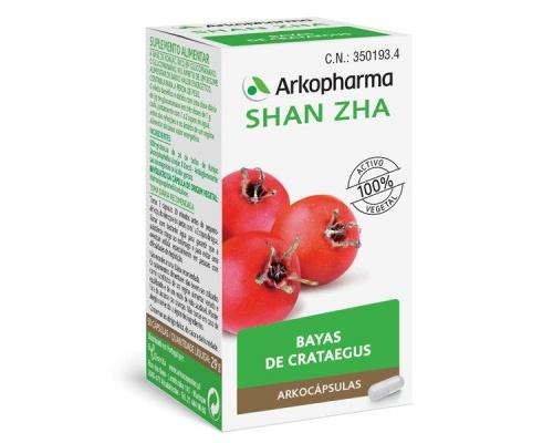 Arkopharma shan zha (48 capsulas)