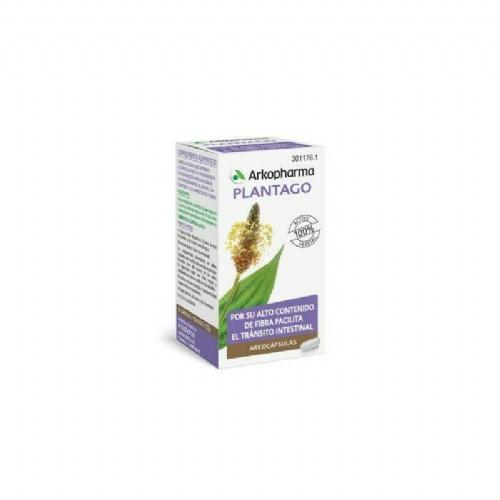 Plantago arkopharma (48 capsulas)