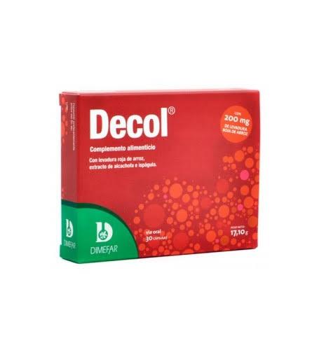 Decol (30 capsulas)
