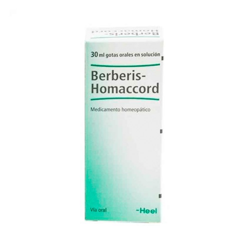 Heel berberis homaccord got  30 ml