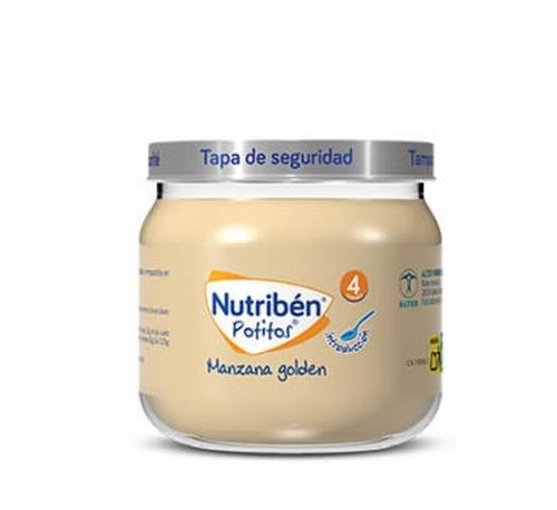 Nutriben manzana golden (potito inicio 130 g)