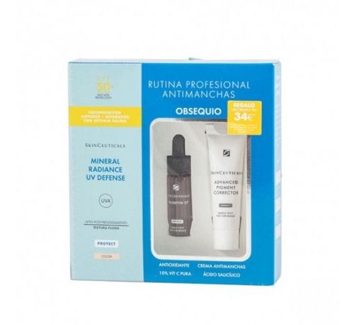 Skinceuticals mineral radiance - uv defense alta proteccion spf 50 (50 ml) +